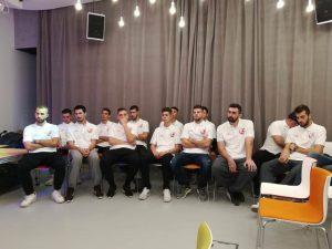 Παρουσίαση ομάδας